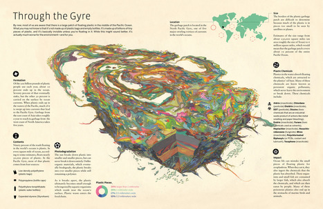 Pacific Plastic Gyre | Infographic | Films for Change - Plastic | Scoop.it