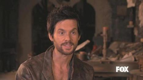 The Young Hot Blooded Visionary - Da Vinci's Demons | Tom Riley | Scoop.it