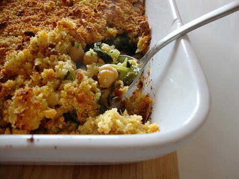 As Minhas Receitas: Bacalhau com Grão, Grelos e Broa | Foodies | Scoop.it