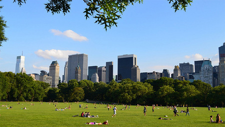 Why parks pay off: Green space is good for happiness | Value of Parks and Open Space | Scoop.it