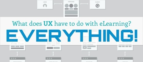 What Does UX Have to Do with eLearning? Everything! - eLearning Brothers | eLearning Tips | Scoop.it