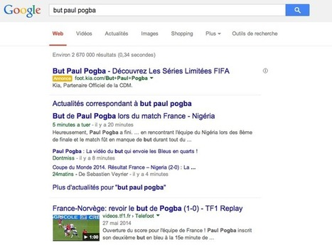Synchronisation TV - search : le ping-pong publicitaire commence | Social TV is everywhere | Scoop.it