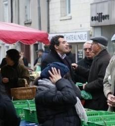 Un weekend riche de rencontres ! | Chatellerault, secouez-moi, secouez-moi! | Scoop.it