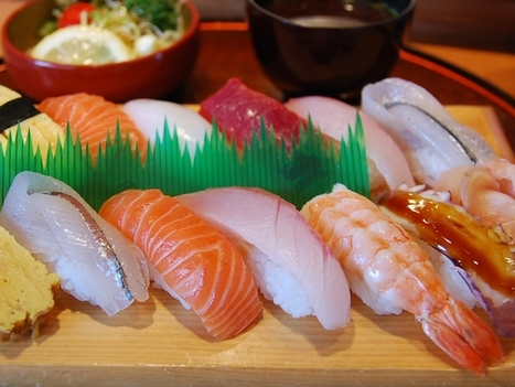 Why you should eat wasabi with your sushi – the secrets behind 10 Japanese ... - ROCKETNEWS24 | All You Need to Know on Japanese Cuisine | Scoop.it