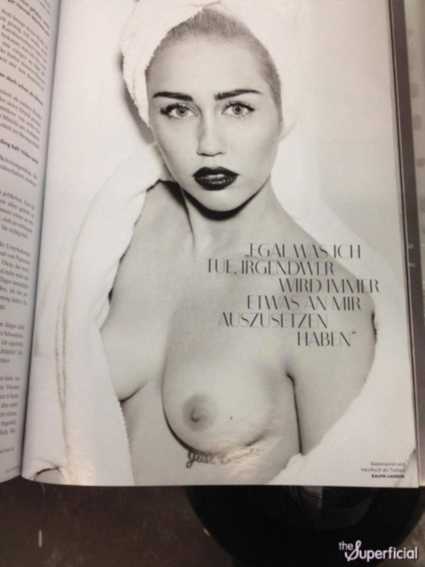 "MILEY CYRUS - with free videos & photos | ""FOLLIEWOOD"" 
