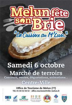 Melun fête son brie | thevoiceofcheese | Scoop.it