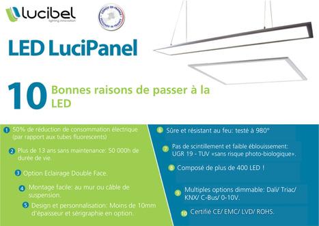 10 bonnes raisons de passer à la LED   Actu Lucibel   Scoop.it