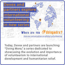 Doing More - A Series on Global Volunteering | Social Impacts | Scoop.it