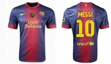 Barcelona | Soccer Clothes | Scoop.it