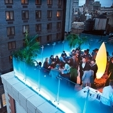 NYC's Trendiest Rooftop Bars   Travel Tips and Hotel Reviews   Scoop.it