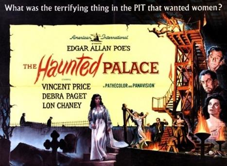 O Castelo Assombrado (The Haunted Palace, 1963) | Contos do ... | Paraliteraturas + Pessoa, Borges e Lovecraft | Scoop.it