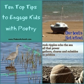The Book Chook: Ten Top Tips to Engage Kids with Poetry | Create and Communicate | Scoop.it