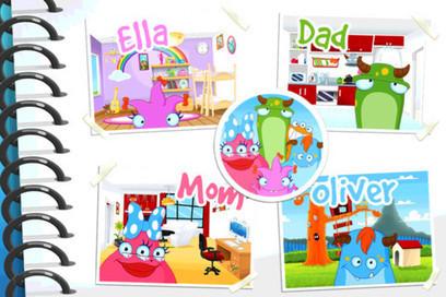 Monsters that your preschooler won't be afraid of   Tech Moms   Scoop.it