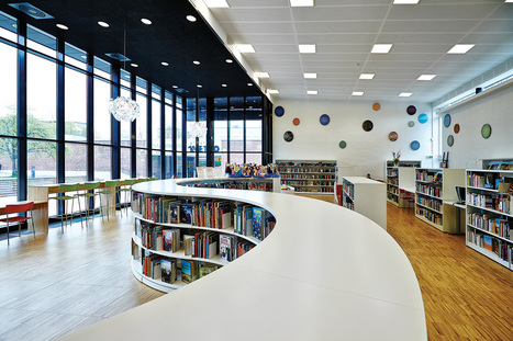 Klostergården Public Library in Lund, Sweden | Projets innovants en bibliothèque | Scoop.it