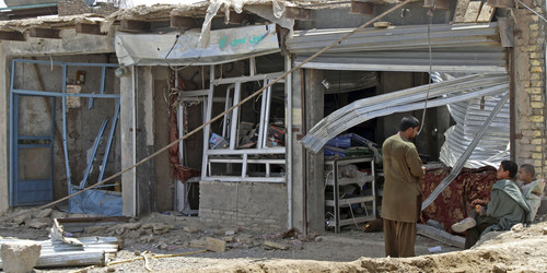 Taliban Launch Bloody 1st day of their Summer Offensive, Waves of Attacks Kabul Airport