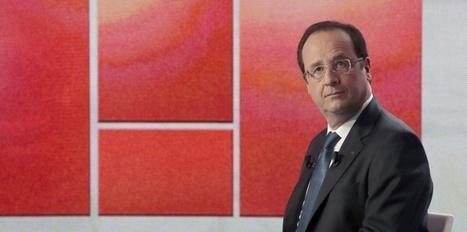 Ce qu'il faut retenir de l'interview de François Hollande sur M6 | Tout le web | Scoop.it