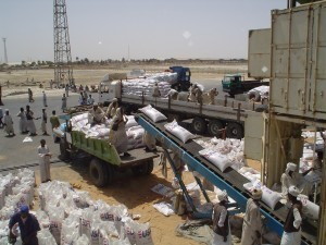 Land port on Egypt-Sudan border to be completed by Jan 2014 | Égypt-actus | Scoop.it