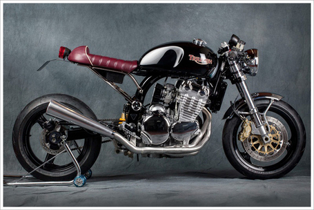 Triumph Legend TT - Mr Martini | Cafe Racers | Scoop.it