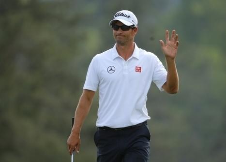 Adam Scott, le dix-septième de l'histoire - Le Figaro Sport | Entreprendre et golfer | Scoop.it