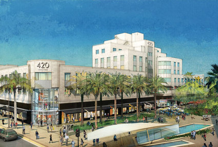 New Flagship Zara At 420 Lincoln Road Confirmed | condos for sale in miami beach | Scoop.it