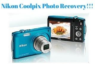 Nikon Coolpix Photo Recovery on Windows/Mac!!! | Rescue Digital Media | Scoop.it