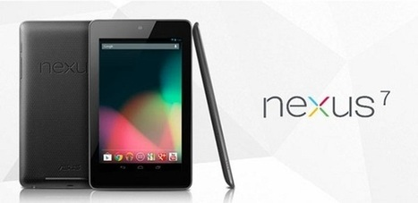The Nexus 7 Is Rumored To Be Getting A Major Overhaul | zyxxle | Scoop.it