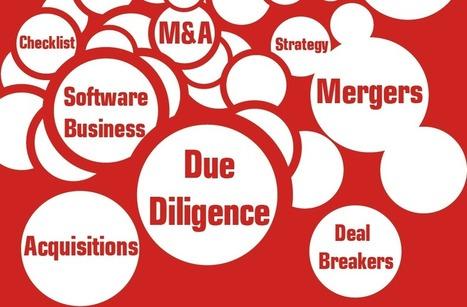 Merger due diligence   Dataroom   Scoop.it
