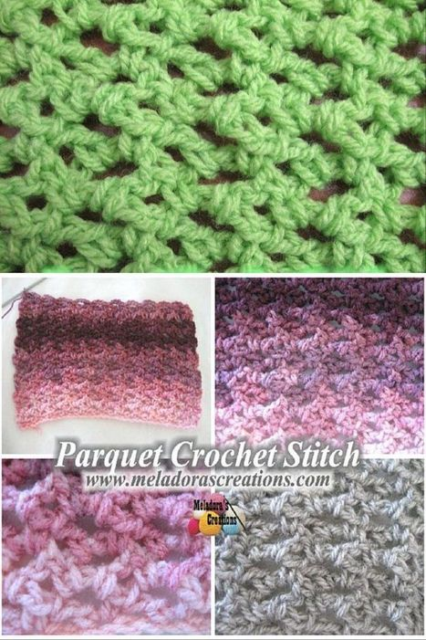 Meladoras Creations Free Crochet Patterns Board | Crochet with Meladora's Creations | Scoop.it