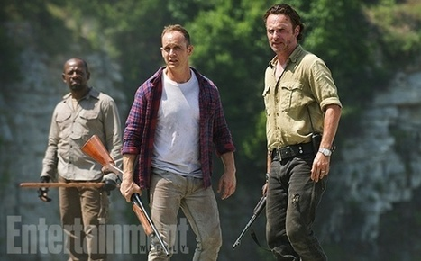 The Walking Dead will be bigger in Season 6 : Review   The Walking Dead Season 6   Scoop.it