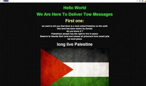 Whatsapp and AVG Antivirus Website defaced by Palestinian Hackers - Hack Reports | Hack Reports | Scoop.it