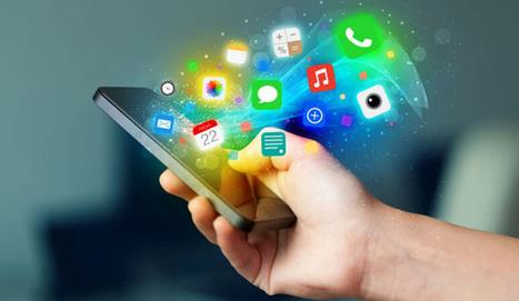 Los usuarios ya invierten el 86% de su tiempo de uso móvil en las apps - Marketing Directo | Mobile Technology | Scoop.it