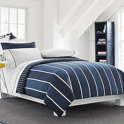 Nautica® Knot's Bay Comforter Set | Blue and White Bedding | Scoop.it