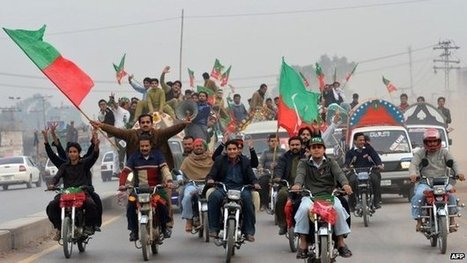 Pakistan protesters block Nato route | Cultural Geography in the Middle East and South Asia | Scoop.it