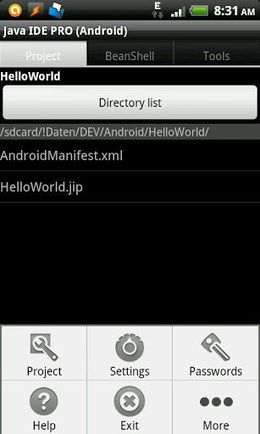 JavaIDEdroidPRO v1.7.1 (paid) apk download | chetan android apps | Scoop.it