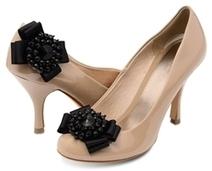 Bow Shoe Clips - Mandy Black Clips | Shoe Clips - Shoe Accessories - Shoe Jewelry | Scoop.it