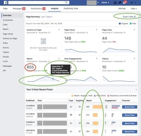 Facebook Announces Several Metrics Updates, Corrected Bugs | TechnoRousseau | Scoop.it