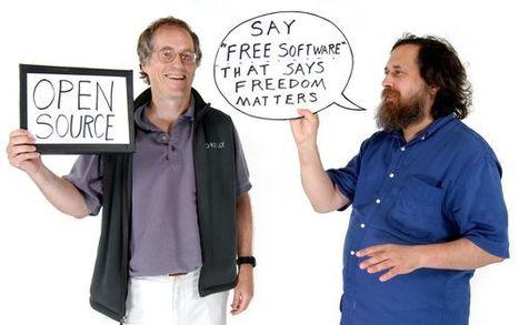 Richard Stallman en Tunisie   Deletom - Open source & Libre   Scoop.it