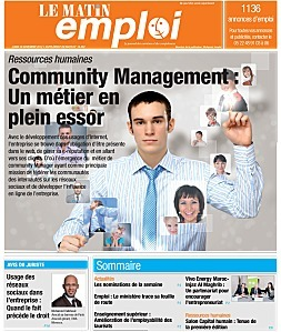 ITV 'Community Manager : un métier en plein essor' LeMatin.ma | How to be a Community Manager ? | Scoop.it