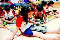 Apps before naps for techie toddlers - Times of India | The School on the Tablet | Scoop.it