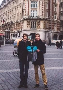 Fondation Norbert Ségard | Aurélien LAFAILLE - Helios Bag | Startup | Scoop.it