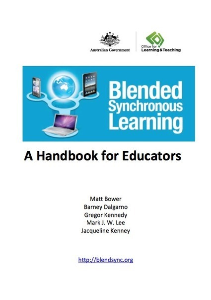 The Blended Synchronous Learning Handbook | Más... | eLearning & Distance Education & Open Learning | Scoop.it