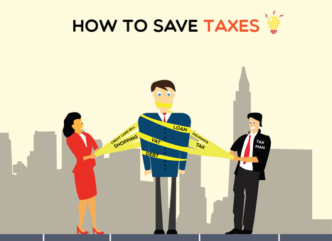 How to Save Taxes | Tricon Infotech Pvt Ltd | Information Technology | Scoop.it