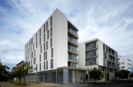 46 Viviendas Sociales / Gabriel Verd | Arquitectura: Plurifamiliars | Scoop.it