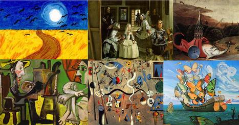 50 documentários sobre a biografia dos maiores pintores de todos os tempos – Gratuitos e online - Portal Raízes | History 2[+or less 3].0 | Scoop.it