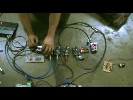 Handmade Music Austin Diy Electronic Music Workshops | DIY Music & electronics | Scoop.it