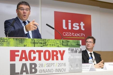 Christophe Sirugue veut nommer un ambassadeur pour l'industrie du futur dans chaque région - Economie | Sous-traitance industrielle | Scoop.it