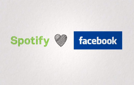 Why I Shut Off Facebook's Spotify Integration | Music business | Scoop.it
