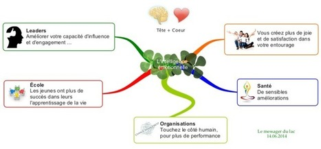 l'intelligence émotionnelle free mind map download | Cartes mentales | Scoop.it