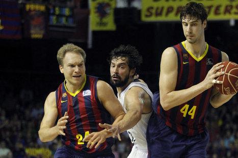 Jesús Pérez Ramos: El 1x1 de la temporada del Barça de basket | FC Barcelona world | Scoop.it