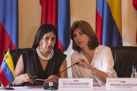 Escalade verbale entre la Colombie et le Venezuela | Venezuela | Scoop.it